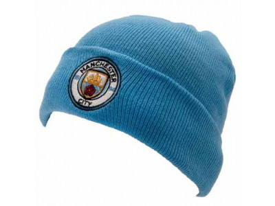 Manchester City FC Knitted Hat TU SK