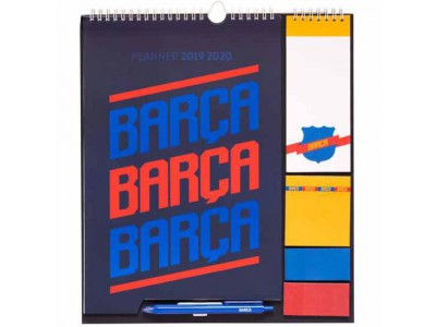 FC Barcelona Year Planner 2020
