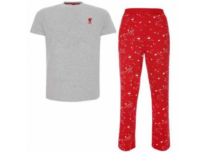 Liverpool FC Pyjama Set Mens XXL