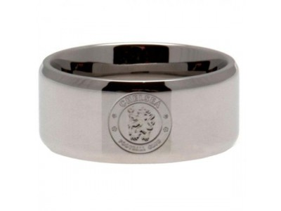 Chelsea FC Band Ring Small