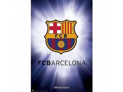 FC Barcelona Poster Crest 9