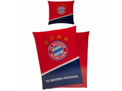 FC Bayern Munich Single Duvet Set RB