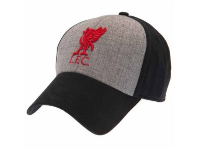 Liverpool FC Cap Essential Black
