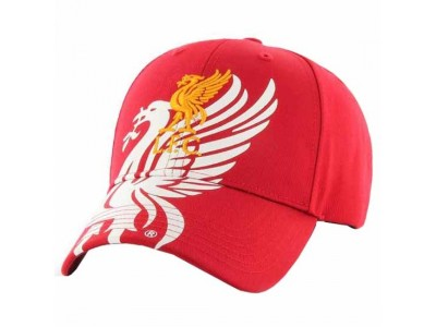 Liverpool FC Cap Obsidian Red