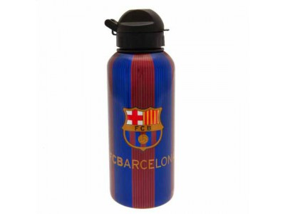 FC Barcelona Aluminium Drinks Bottle SQ