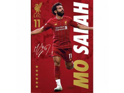 Liverpool FC Poster Salah 8