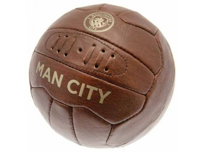 Manchester City FC Faux Leather Football