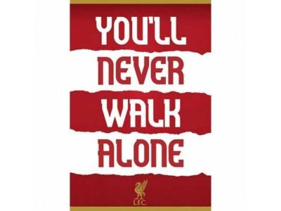 Liverpool FC Poster YNWA 32