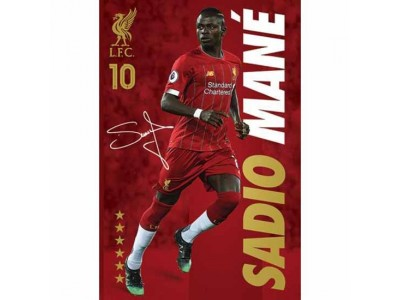 Liverpool FC Poster Mane 36