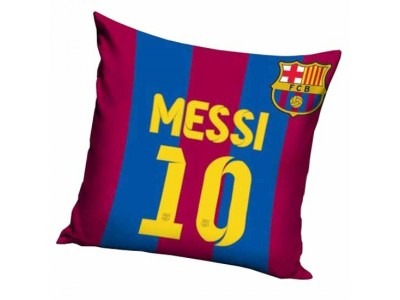 FC Barcelona Cushion Messi