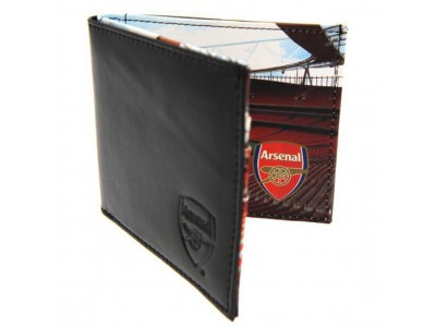 Arsenal FC Panoramic Wallet