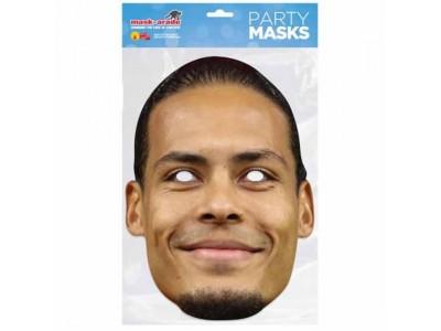 Liverpool FC Virgil Van Dijk Mask