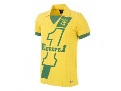 FC Nantes 1982 - 83 Retro Football Shirt