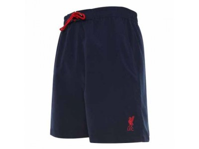 Liverpool FC Board Shorts Mens Navy L