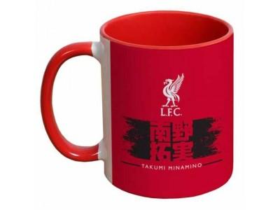 Liverpool FC Mug Minamino