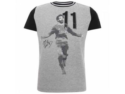 Liverpool FC Salah T Shirt Junior 5/6 Years