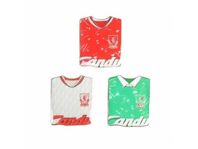 Liverpool FC Retro Badge Set