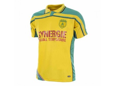 FC Nantes 2000 - 01 Retro Football Shirt