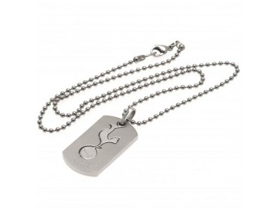 Tottenham Hotspur FC Dog Tag & Chain CO