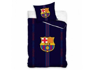 FC Barcelona Single Duvet Set NV