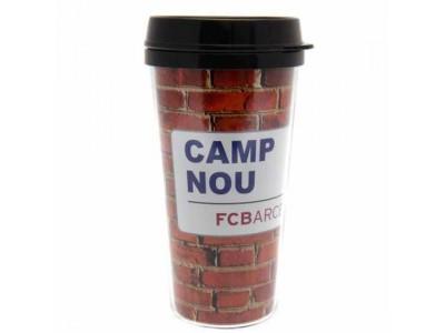FC Barcelona Travel Mug SS