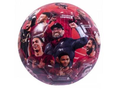 Liverpool FC Premier League Champions Photo Football