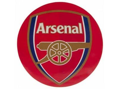 Arsenal FC Big Crest Circular Sticker