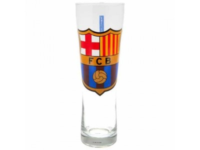 FC Barcelona Tall Beer Glass CR