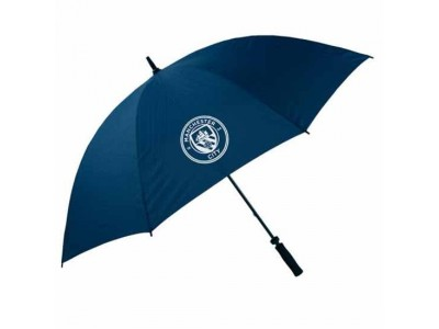 Manchester City FC Golf Umbrella Single Canopy