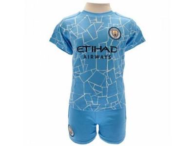 Manchester City FC Shirt & Short Set 12/18 Months