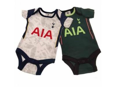 Tottenham Hotspur FC 2 Pack Bodysuit 12/18 Months GR