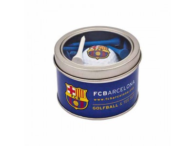FC Barcelona Ball & Tee Set
