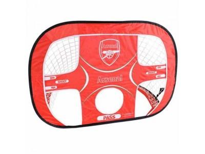 Arsenal FC Pop Up Target Goal
