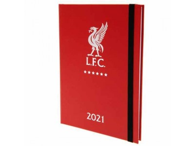 Liverpool FC A5 Diary 2021