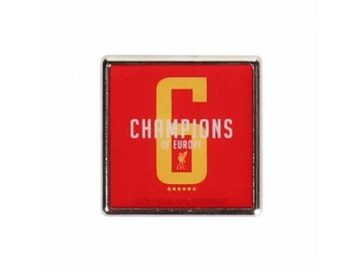 Liverpool FC Ch6mpions Badge