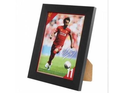 Liverpool FC Picture Salah 8 x 6