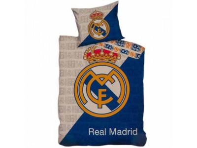 Real Madrid FC Single Duvet Set CR