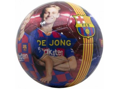 FC Barcelona De Jong Photo Football