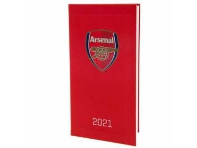Arsenal FC Pocket Diary 2021