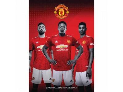 Manchester United FC Calendar 2021