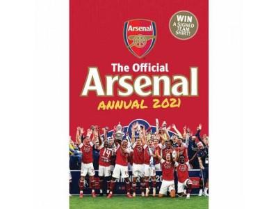 Arsenal FC Annual 2021