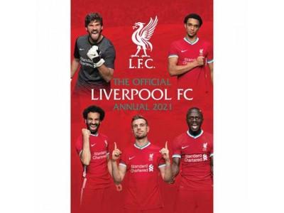Liverpool FC Annual 2021