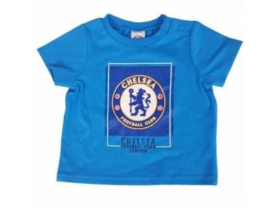 Chelsea FC T Shirt 3/6 Months BL