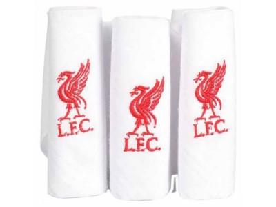 Liverpool FC 3 Pack Handkerchieves