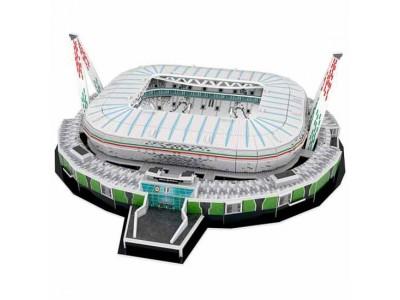 Juventus FC 3D Stadium Puzzle