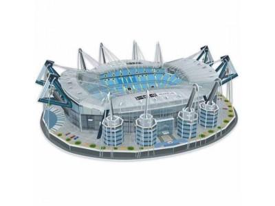 Manchester City FC 3D Stadium Puzzle