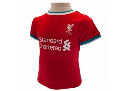 Liverpool FC Shirt & Short Set 6/9 Months GR