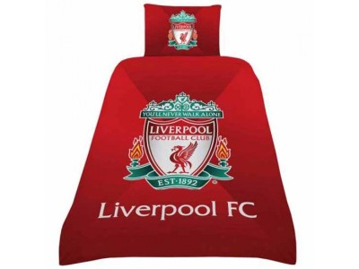 Liverpool FC Single Duvet Set GR