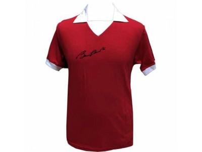 Manchester United FC Charlton Signed Shirt
