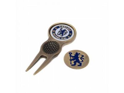 Chelsea FC Divot Tool & Marker